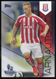 2014/15 Topps English Premier League Gold #115 Marko Arnautovic