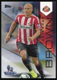2014/15 Topps English Premier League Gold #118 Wes Brown