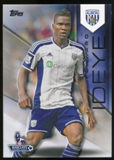 2014/15 Topps English Premier League Gold #143 Brown Ideye