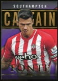 2014/15 Topps English Premier League Gold Captains Purple #CSJF Jose Fonte /50