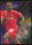 2014/15 Topps English Premier League Gold New Signings Purple #NSMB Mario Balotelli /50
