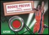 2008/09 Upper Deck SkyBox Rookie Prevue Retail #RPAR Anthony Randolph