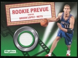 2008/09 Upper Deck SkyBox Rookie Prevue Retail #RPBL Brook Lopez