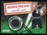 2008/09 Upper Deck SkyBox Rookie Prevue Retail #RPGH George Hill