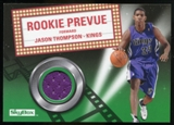 2008/09 Upper Deck SkyBox Rookie Prevue Retail #RPJT Jason Thompson