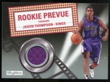2008/09 Upper Deck SkyBox Rookie Prevue #RPJT Jason Thompson