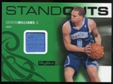 2008/09 Upper Deck SkyBox Standouts Retail #SODW Deron Williams