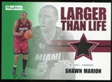 2008/09 Upper Deck SkyBox Larger Than Life Retail #LLSM Shawn Marion