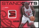 2008/09 Upper Deck SkyBox Standouts Patches #SOLD Luol Deng /25