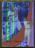 2014 Topps #GL35 Jose Abreu Gold Label Rookie #44/99