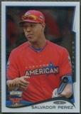 2014 Topps Update #US97 Salvador Perez Clear #06/10