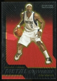 2008/09 Upper Deck SkyBox Metal Universe Precious Metal Gems Red #33 Josh Howard /50