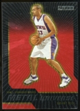 2008/09 Upper Deck SkyBox Metal Universe Precious Metal Gems Red #35 Grant Hill /50