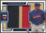 2014 Topps Update #ASJPCG Carlos Gomez All Star Jumbo Patch #5/6