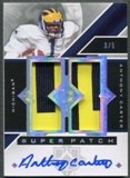2013 Ultimate Collection #USJAC Anthony Carter Super Patch Auto #3/5