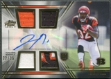 2014 Topps Prime #PVJH Jeremy Hill Rookie Level 5 Gold Jersey Auto #22/25