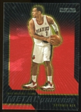 2008/09 Upper Deck SkyBox Metal Universe Precious Metal Gems Red #66 Brandon Roy /50