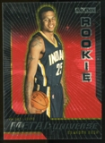 2008/09 Upper Deck SkyBox Metal Universe Precious Metal Gems Red #83 Brandon Rush /50