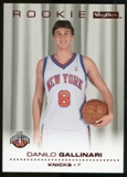2008/09 Upper Deck SkyBox Ruby #206 Danilo Gallinari /50
