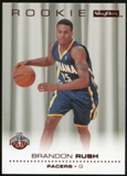 2008/09 Upper Deck SkyBox Ruby #213 Brandon Rush /50