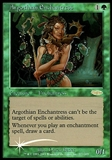 Magic the Gathering Promo Single Argothian Enchantress JUDGE FOIL - NEAR MINT (NM)