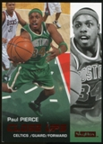 2008/09 Upper Deck SkyBox Ruby #174 Paul Pierce CU /50