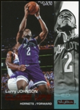 2008/09 Upper Deck SkyBox Ruby #175 Larry Johnson CU /50