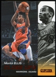 2008/09 Upper Deck SkyBox Ruby #183 Monta Ellis CU /50
