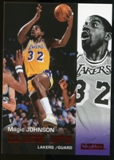 2008/09 Upper Deck SkyBox Ruby #184 Magic Johnson CU /50