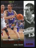 2008/09 Upper Deck SkyBox Ruby #193 Steve Nash CU /50