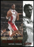 2008/09 Upper Deck SkyBox Ruby #198 Chris Bosh CU /50