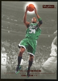 2008/09 Upper Deck SkyBox Ruby #10 Paul Pierce /50