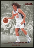 2008/09 Upper Deck SkyBox Ruby #14 Adam Morrison /50