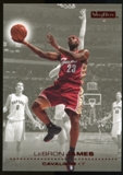 2008/09 Upper Deck SkyBox Ruby #26 LeBron James /50