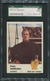 1961 Fleer Football #90 Paul Hornung SGC 88 8 (NM-MT) *2007