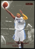 2008/09 Upper Deck SkyBox Ruby #34 Carmelo Anthony /50