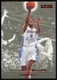 2008/09 Upper Deck SkyBox Ruby #36 Chauncey Billups /50