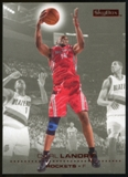 2008/09 Upper Deck SkyBox Ruby #53 Carl Landry /50