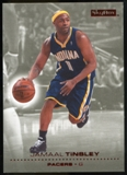 2008/09 Upper Deck SkyBox Ruby #61 Jamaal Tinsley /50