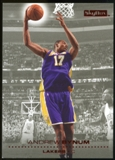 2008/09 Upper Deck SkyBox Ruby #69 Andrew Bynum /50
