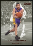2008/09 Upper Deck SkyBox Ruby #70 Jordan Farmar /50