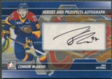 2013-14 ITG Heroes and Prospects #ACM Connor McDavid Auto