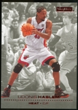 2008/09 Upper Deck SkyBox Ruby #81 Udonis Haslem /50
