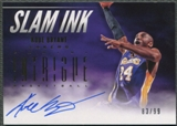 2012/13 Panini Intrigue #3 Kobe Bryant Slam Ink Auto #83/99