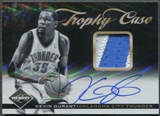 2011/12 Limited #25 Kevin Durant Trophy Case Patch Auto #13/15