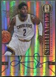 2011/12 Panini Gold Standard #KI Kyrie Irving 2011 Draft Pick Redemptions Rookie Auto