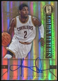 2011/12 Panini Gold Standard 2011 Draft Pick Redemptions Autographs #KI Kyrie Irving RC