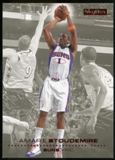 2008/09 Upper Deck SkyBox Ruby #131 Amare Stoudemire /50