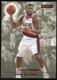 2008/09 Upper Deck SkyBox Ruby #134 Greg Oden /50