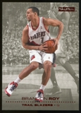 2008/09 Upper Deck SkyBox Ruby #135 Brandon Roy /50